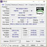 754 Материнская плата Gigabyte GA-K8N51GMF-RH + Процессор AMD Sempron 2800+ + 1Gb ОЗУ DDR1, фото 3