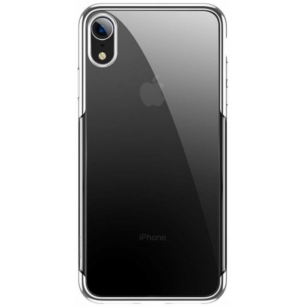 Apple iPhone XR Чохол-накладка Baseus Glitter White