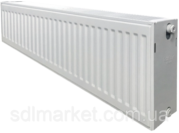Радиатор стальной панельный KALDE 33 низ 300x500