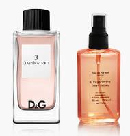Dolce Gabbana 3 L ' imperatrice - Parfum Analogue 65ml