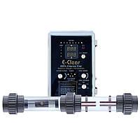Система обеззараживания E-Clear до 150 м3 (MKX/CFSI-150) Гидролиз + ионизация Cu/Ag, фото 1