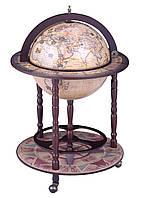 Глобус бар напольный - Зодиак 60*60*93 см Гранд Презент 42001N, фото 1