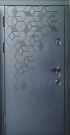 Двери входные Премиум +216 трехконтурная полотно 110 мм