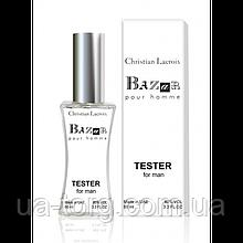 Тестер CHRISTIAN LACROIX Bazar Pour Homme мужской, 60 мл
