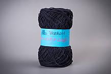 Пряжа хлопковая Vivchari Ethno-Сotton Classic, Color No.012 темно-синий