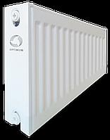 Радиатор стальной панельный OPTIMUM 22 бок 300x400