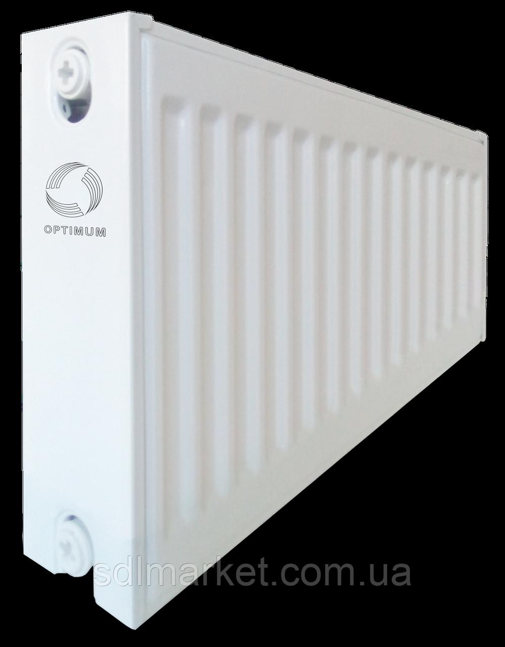 Радиатор стальной панельный OPTIMUM 22 бок 300х1200