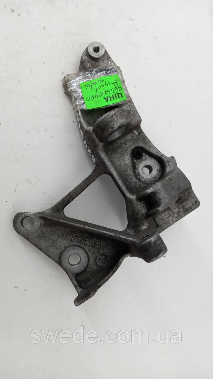 Кронштейн генератора Ford Focus 1.6 TDCI 2005-2011 гг 9653249480