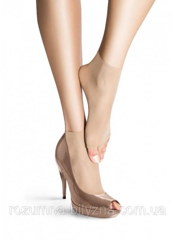 Шкарпетки жіночі відкриті пальці,petki,NF,ТМ Marilyn, Польша one size