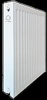 Радіатор сталевий панельний OPTIMUM 22 низ 600x400