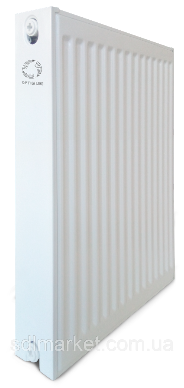 Радіатор сталевий панельний OPTIMUM 22 низ 600х1000