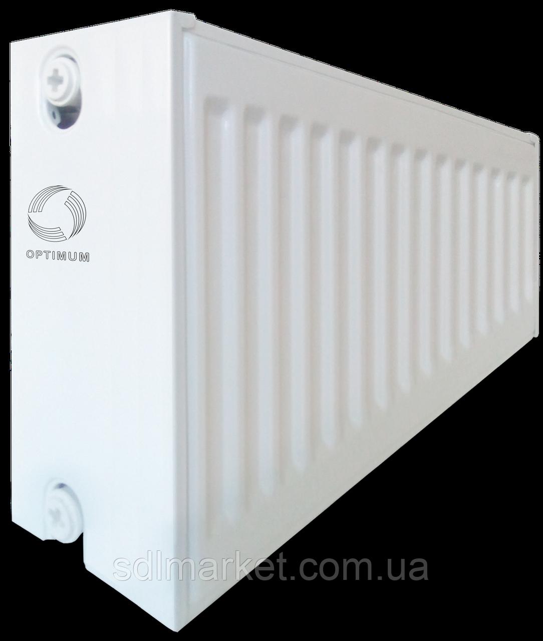 Радиатор стальной панельный OPTIMUM 33 бок 300х1400