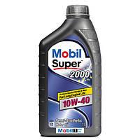 Масло моторное Mobil Super 2000 10W-40 1L