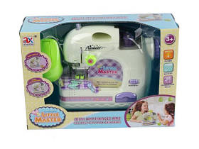 Швейная машинка со светом, игрушечная