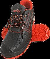 Робочі черевики BRYESK-P-SB ВС чоловічі c металевим підноском REIS Польща (спецвзуття)