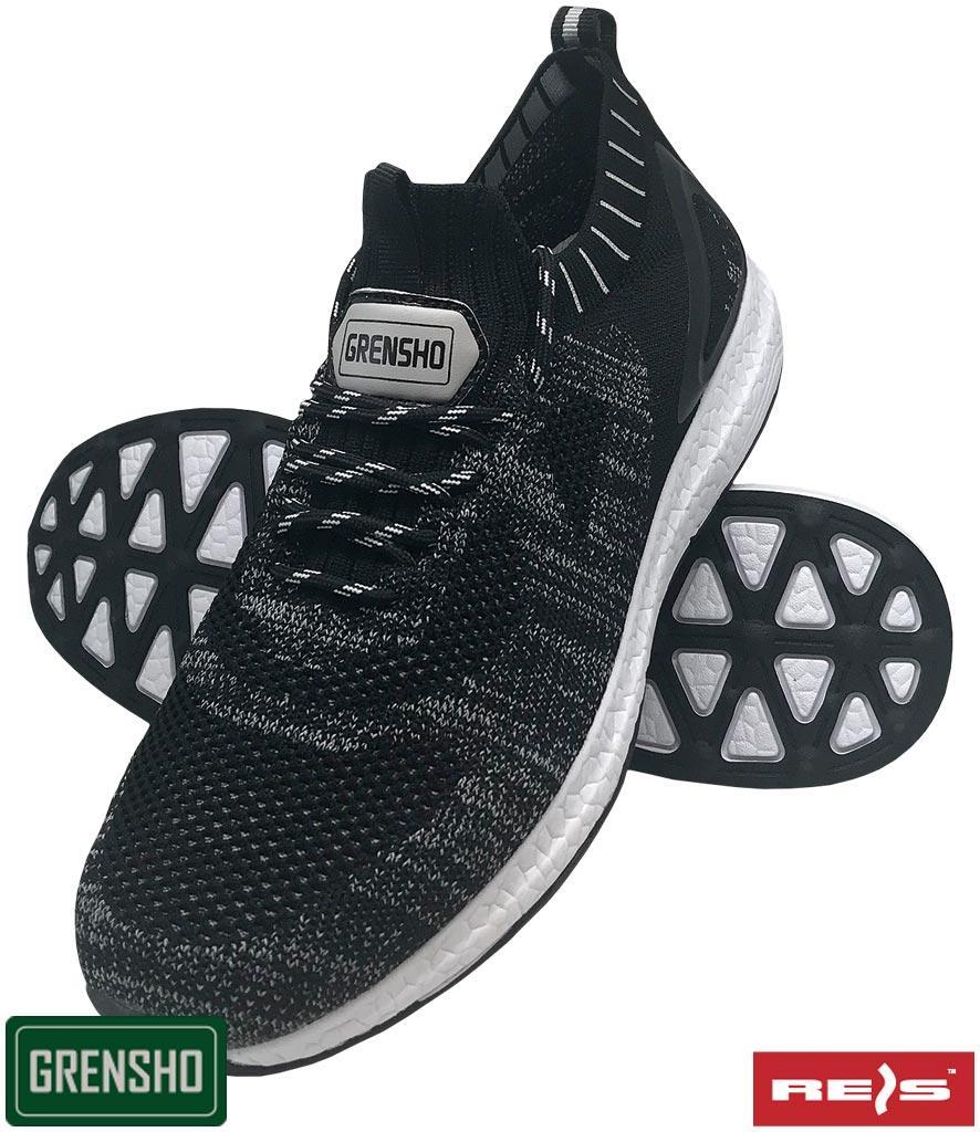 Спортивные кроссовки BSRUN из текстильного материала. REIS