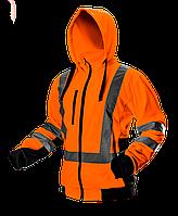 Куртка рабочая сигнальная 81-746 , оранжевая. NEO TOOLS