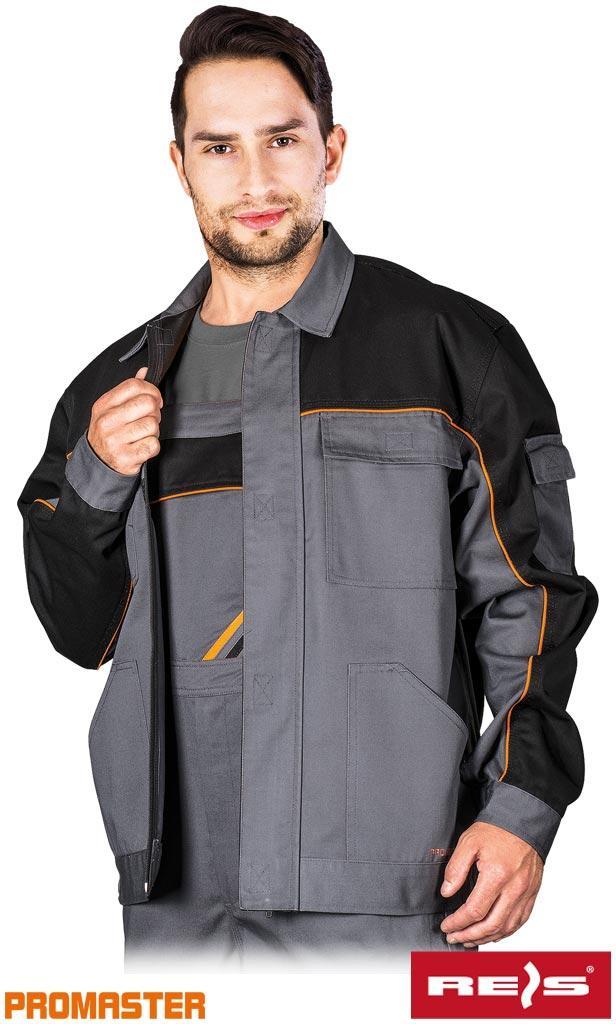Куртка PRO-J 65% полиэстер, 35% хлопок. REIS
