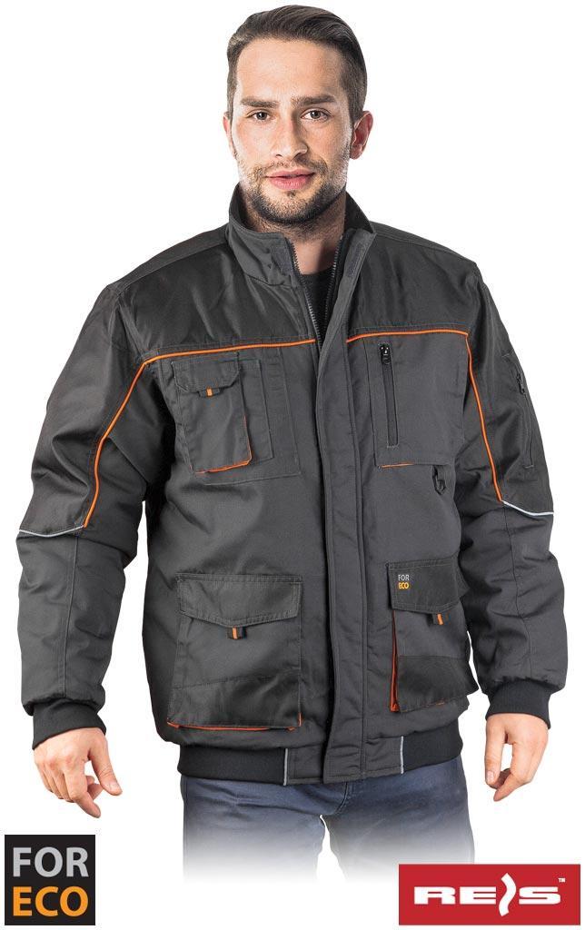 Куртка зимняя FOR-WIN-J без капюшона. REIS
