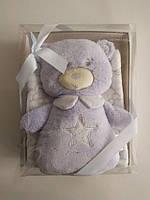 Плед одеяло игрушка Комфортер для новорожденного детская, Плед ковдра іграшка Комфортер для новонародженого, фото 1