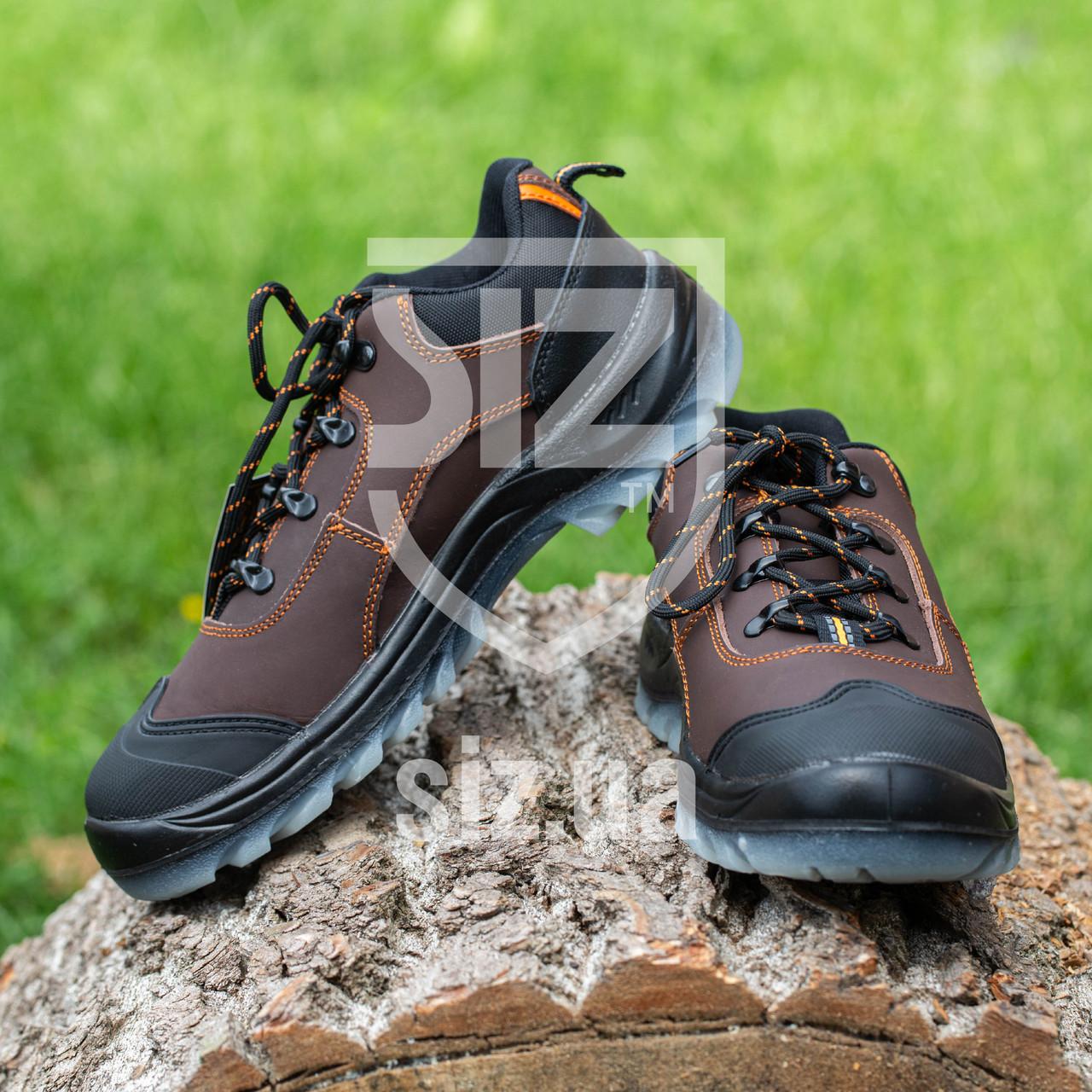 Полуботинки 220 S3  с металлическим носком и антипрокольной стелькой. Urgent (POLAND)