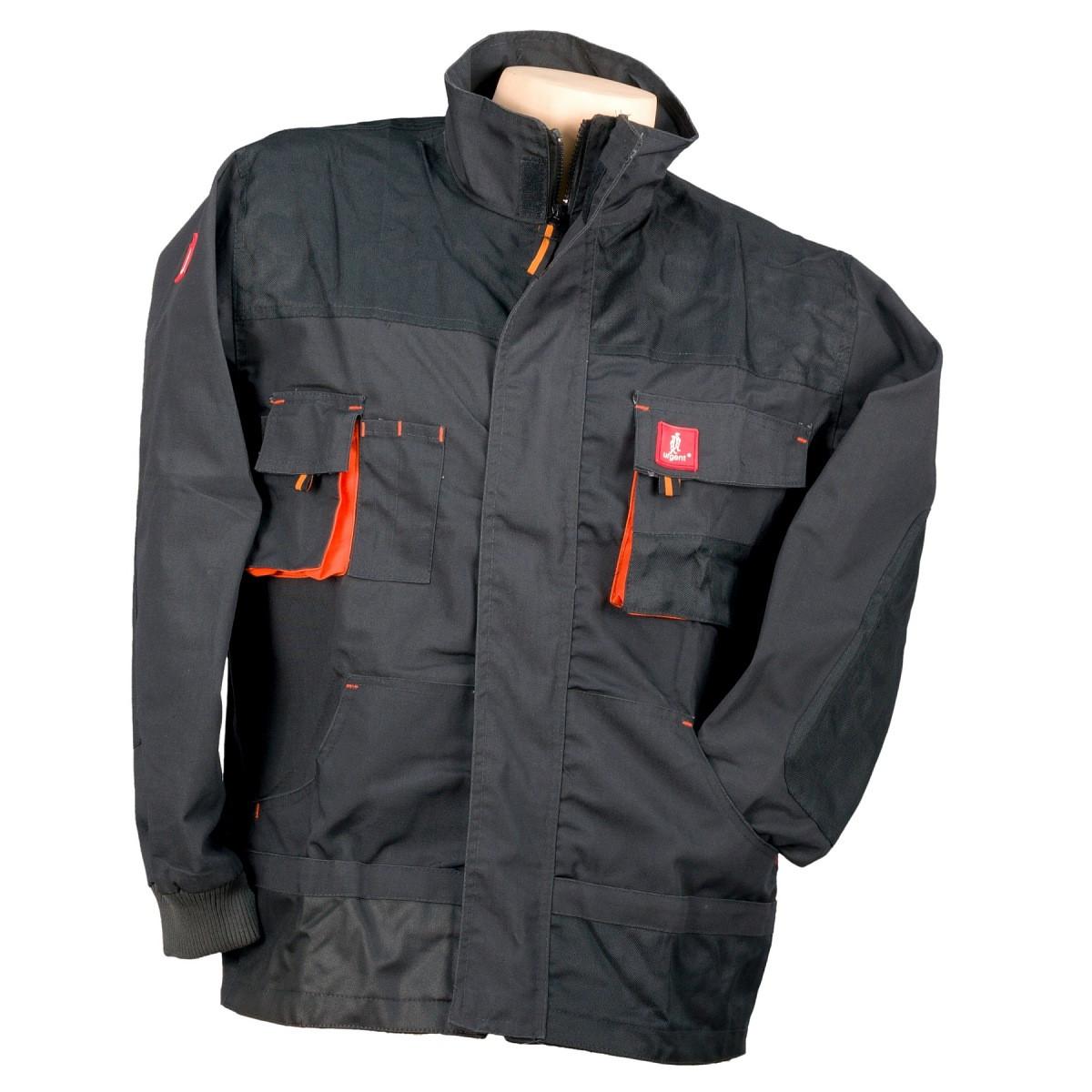 Куртка рабочая URG-A 80% полиэстер, 20% хлопок..  Urgent
