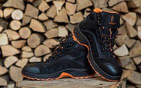 Ботинки рабочие 103 SB с металлическим носком. Urgent