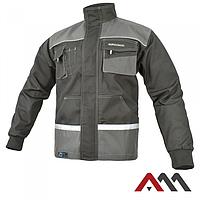Куртка рабочая EUROCLASSIC cерого цвета.ARTMAS