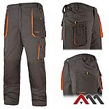 Зимние брюки CLASSIC черного цвета.ARTMAS, фото 2