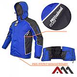 Куртка зимняя PROFESSIONAL WIN LONG BLUE удлиненная.ARTMAS, фото 2