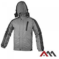 Куртка зимова TOPJACK GREY/BLACK KURTKA