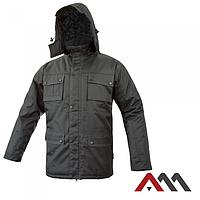 Куртка зимова MASWORK BLACK KURTKA