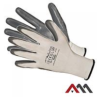 Перчатки OX-NITRICAR WS с нитриловым покрытием