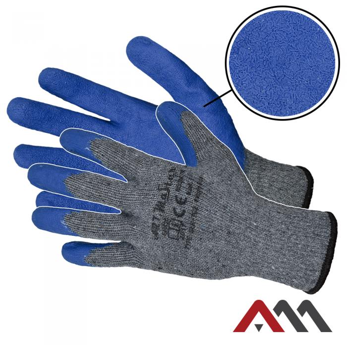 Перчатки RWGRIP с латексным покрытием