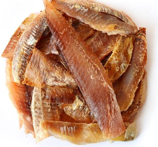 Лекедра солёно-сушенный  250 грамм