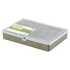 Органайзер пластиковый 204×141×34мм GRAD (7419125)