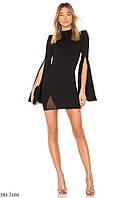 Женское платье черное 42-44, 46-48 р.