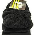 Носки мужские теплые зимние махровые черные спорт 40-44, фото 4