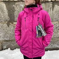 Термокуртка оригинальная женская зимняя SNOW HEADQUARTER
