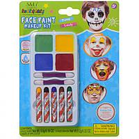 Аквагрим для детей, детская косметика для праздников и развлечения, MK 2046