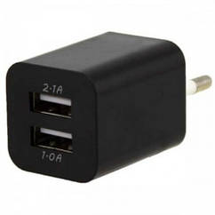USB зарядка для телефона Спартак AR-2100 Double