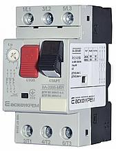 Автоматичний вимикач захисту двигуна ВА-2005 М01 (0,1-0,16 А)