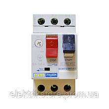 Автоматичний вимикач захисту двигуна ВА-2005 М02 (0,16-0,25 А)