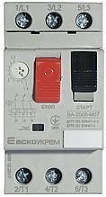 Автоматичний вимикач захисту двигуна ВА-2005 М07 (1,6-2,5 А)