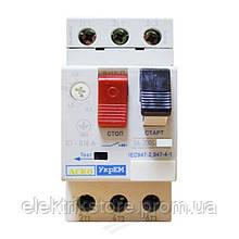 Автоматичний вимикач захисту двигуна ВА-2005 М12