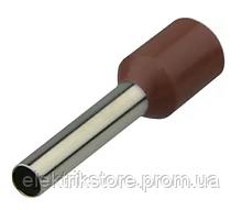 НТ 25,0-18 коричневі (100шт)