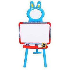 Магнитная доска знаний для рисования Limo Toy 0703 UK-ENG Red Blue
