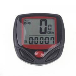Велокомпьютер спидометр для велосипеда часы 15в1 MBI-67