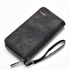 Портмоне кошелек S1514 Black