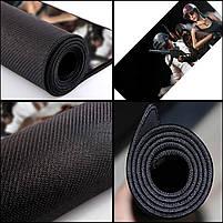 Геймерский коврик для мыши Neo Star Pubg 01 большой игровой 69*30 см нескользящий, фото 2